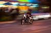 singularity... (Stu Bo - Tks for 13 million views) Tags: motorcycle sbimageworks shadows light night cruisenight motion canonwarrior bike ride