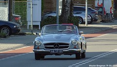Mercedes 190 SL 1961 (XBXG) Tags: ar5901 mercedes 190 sl 1961 190sl mercedes190sl mb benz mercedesbenz w121 b ii bii mercedesw121 cabriolet cabrio convertible roadster tourer flevolaan weesp vintage old german classic car auto automobile voiture ancienne allemande germany deutsch duits deutschland vehicle outdoor