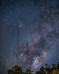 Clean and dark and bright and sharp (nightscapades) Tags: astronomy astrophotography autopanopro church crookwell crookwellwindfarm galacticcore goulburn jupiter milkyway night nightscapes pano panorama panos pejar sky southernhighlands southerntablelands ststephenschurch stars stitch yongnuo newsouthwales australia