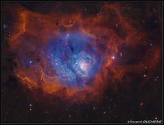 M8_SHO (VD06_photography) Tags: m8 lagoon nebula deep sky astronomy astrophotography