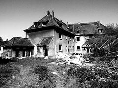 P4213475 (marcusgeue) Tags: olympus 1240 olympuspro zuiko schwarzweiss blackandwhite ruhrpott gladbeck schlägel abriss