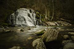 Cascade du Pissieu #1 (Johan FREIMANN) Tags: hautesavoie france randonnée cascade waterfall bauges mountains montagnes pissieu chatelard