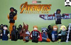 """Bring Me Thanos!"" [Infinity War - #10]"