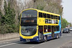 SG464 - Rt66E - LucanRd - 190419 (dublinbusstuff) Tags: dublin bus dublinbus route66e maynooth greenlane leixlip gleneaston merrionsquare phibsborough wrightgemini sg464