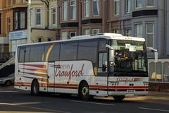 Crawford, Neilston (SW) - NSK 919 (YJ05 PXT, LKU 734, YJ05 PXT) (peco59) Tags: nsk919 yj05pxt lku734 vdl daf sb4000 vanhool alizee coaches crawfordneilston coach henrycrawford psv pcv crawfordscoaches gallowaymendlesham gallowayscoaches rbtravel bullpytchley