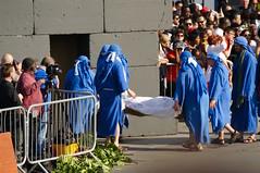 Passion Of Jesus play in Trafalgar Square on Good Friday - 119 (D.Ski) Tags: jesus passionofjesus play trafalgarsquare openair nikon nikond700 200500mm london england wintershall goodfriday easter