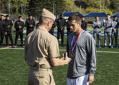 190420-N-XK513-0406 (Armed Forces Sports) Tags: 2019 armedforces sports soccer championship army navy airforce marinecorps coastguard usaf usmc uscg everettcismusa armedforcessoccer armedforcessports