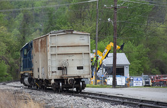 IMG_1848 (~Fred Wolfe~) Tags: trains csx