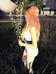 Bunny Love (Slightly FASHIONABLE) Tags: sl secondlife virtualfashion balloons easterbunny groupgift cornbunny bellisseria