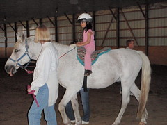 Ruth's Visit in June 2009 (Pictures by Ann) Tags: ruthsvisit ruth 2009 june2009 therapeutichorsebackriding horsebackriding horse horses riding sophia