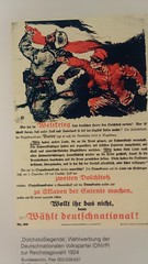 20190410_130006 (sftrajan) Tags: stabintheback poster historymuseum weimarrepublic munich deutschland nsdao musee museo germany