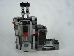 75229 - setting rear (fdsm0376) Tags: lego set review 75229 death star escape wars leia princess organa luke skywalker stormtrooper mouse droid