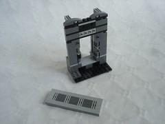 75229 - part 2 gate and ramp (fdsm0376) Tags: lego set review 75229 death star escape wars leia princess organa luke skywalker stormtrooper mouse droid