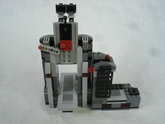 75229 - gate opened setting (fdsm0376) Tags: lego set review 75229 death star escape wars leia princess organa luke skywalker stormtrooper mouse droid