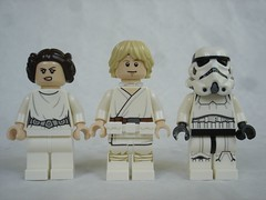 75229 - figs (fdsm0376) Tags: lego set review 75229 death star escape wars leia princess organa luke skywalker stormtrooper mouse droid