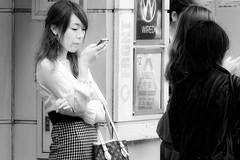 Tokyo_Shibuya_Street (fbaussart) Tags: street japan tokyo people woman sony happyplanet asiafavorites