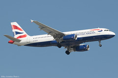 G-EUUA (Baz Aviation Photo's) Tags: geuua airbus a320232 british airways baw ba heathrow lhr egll 09l ba417