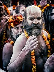 Naga. (Prabhu B Doss) Tags: prabhubdoss travelphotography kumbh kumbhmela 2019 india incredibleindia streetphotography nagababa juna akhara naga sadhus