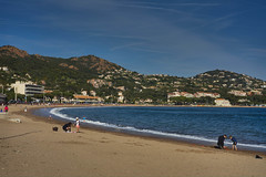 Agay - Le Dramont (jmarcdive) Tags: le dramont agay var france côte dazur french riviera posidomie tikky plage camp long sony a7 minolta rokkor canon g10 photo sub