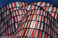 Imagination (HWHawerkamp) Tags: cologne germany building business facade creativedit colours graphics abstract windows