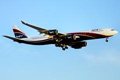 Arik Air (Hi-Fly) A340-500 (Wiggy66) Tags: lhr heathrow cstfx arikair hifly a340