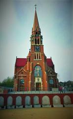 Catedrala Catolica - Cacica  - Bucovina (amos.locati) Tags: amos locati catedrala catolica cacica bucovina north romania church easter paste pasqua chiesa eglise biserica iglesia cristian
