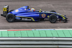 F4 Thruxton Test Day 17-04-2019 17 (Matt_Rayner) Tags: 31 carlin zanemaloney 2019f4britishchampionship thruxtoncurcuit motorsport testday freepracticesession2
