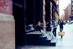 The streets of New York City (n8fire) Tags: fujinonxf16mmf14rwr fujixt3 newyorkcity nyc