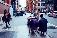 The streets of New York City (n8fire) Tags: fujixt3 fujinonxf16mmf14rwr