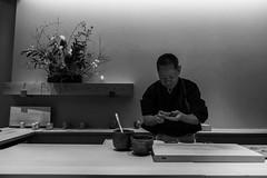 Chef Ichimura @ Uchu (n8fire) Tags: ichimura uchu fujixt3 fujinonxf16mmf14rwr