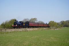 No.546 Holt (Gridboy56) Tags: steam uk nnr holt norfolk europe england railways railroad trains train locomotive locomotives coaches coach sheringham 060 y14 546