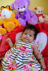 Oh Baby Baby (bagsikjimcen) Tags: infantphotography photography portrait baby cute beautiful pretty gorgeous girl model style philippines dumagetme dumaguete smile