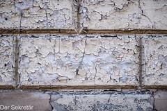 Fassaden-Detail --- Facade detail (der Sekretär) Tags: anstrich backsteine detai deutschland farbe fassade germany lack lackierung pösneck stein thuringia thüringen ziegelsteine abgeplatzt abplatzen allein alone alt bricks burstoffpoppedoff burstedoff chipoff chippedof degenerated downandout facade façade front heruntergekommen lacquer lonely lonesome marode peeloff peeledoff popoff scruffy shabby stone vergammelt