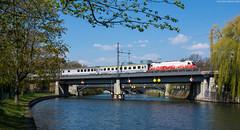 5 370 005 - Berlin, Bellevue (Bastian Weber) Tags: berlin stadtbahn eisenbahn zug ec ice eurocity fernverkehr