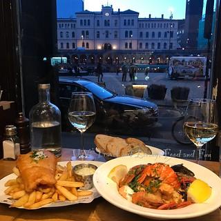 Oslo奧斯陸1-Fiskeriet晚餐4