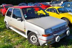 Renault Super 5 GT Turbo (benoits15) Tags: renault super 5 super5 gt turbo french car avignon motor festival