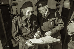 Crich 1940s Weekend 2019 pic28 (walljim52) Tags: crichtramwayvillage crich derbyshire 1940s event actor reenactor wartime ww2 soldier civilian military uniform costume