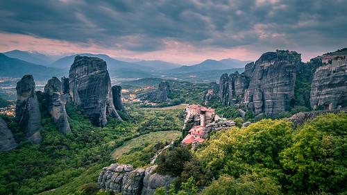 Meteora - Greece - Landscape photography