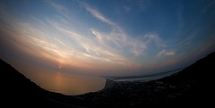 Chesil Beach From Portland Bill (rwbthatisme) Tags: