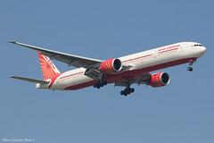VT-ALP (Baz Aviation Photo's) Tags: vtalp boeing 777337er air india aic ai heathrow egll lhr 09l ai131