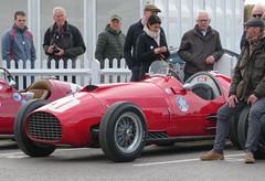 1950 Ferrari 340 F1 (jane_sanders) Tags: goodwood motorcircuit westsussex sussex 77thmembersmeeting 77mm membersmeeting parnellcup ferrari340f1 ferrari 340 f1