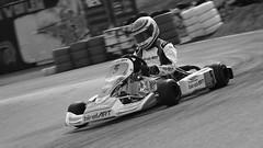 PS_DSC_3244_BW (Luca Maiello) Tags: kart go gokart race racecar blackandwhite black white nikon d4 luca maiello monochrome monochrom birel art birelart 180mm