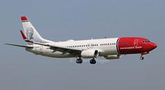 EI-FHY (Ken Meegan) Tags: eifhy boeing7378jp 39020 norwegian dublin 2242019 wenchefossnorwegianactress logojet boeing737 boeing 7378jp 737800 737 b737 b737800 b7378jp norwegianairinternational lnngi