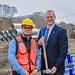 """Governor Baker speaks at the Dedication of the Holmes Dam Removal and Newfield Street Bridge Replacement • <a style=""""font-size:0.8em;"""" href=""""http://www.flickr.com/photos/28232089@N04/33793090058/"""" target=""""_blank"""">View on Flickr</a>"""