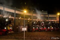 _SVG7381 (giver40 - Sergi) Tags: dresden dampflok steamlocomotive locomotora de vaporrotonda vapor steam nocturna dampfloktreffen sajonia drehscheibe