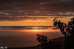 sunset (trixi.mi) Tags: sun mare sunset canon canaren sonnenuntergang abendrot atlantik sunlight licht meer stimmung sea