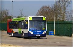 Stagecoach 22839 (Lotsapix) Tags: stagecoach midlands buses bus northamptonshire northampton dennis enviro enviro300 e300 alexander adl 22839 kx09bhf