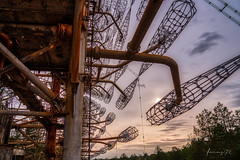 Duga (trx_850) Tags: chernobyl prypiat duga antenna ukraine nuclear missile defense oth russian woodpecker rust abandoned lostplace forgotten abandonedplace