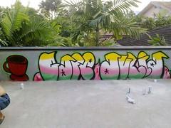 Cafe AuliaView Post (UK Graff) Tags: graffiti uk graff