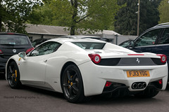 Ferrari 458 ({House} Photography) Tags: goodwood spring sprint 2019 motor circuit race motorsport sport cars automotive housephotography timothyhouse canon 70d ferrari 458 spider convertible italian